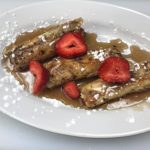 Cream CheeseStrawberry French Toast