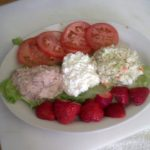 Tuna Salad Cold Plate